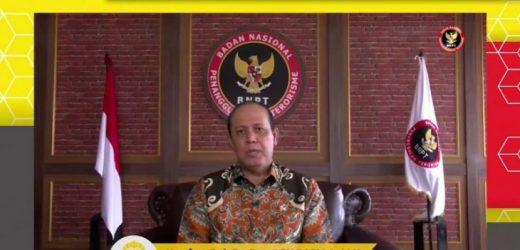 Kepala BNPT Sebut Harmoni Dalam Kebhinekaan Tangkal Radikalisme