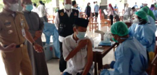 Binta Bantu Vaksinasi Pondok Pesantren di Gunungkidul, Sasar Ratusan Santri Darul Qur'an