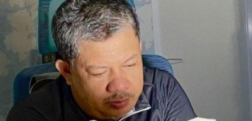 Fahri Hamzah Beri Selamat kepada KPK yang akan Pecat 57 Pegawai