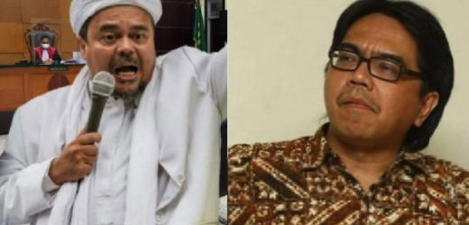 Beber Ancaman ke Kelompok Radikal, Ade Armando: Kalau Merongrong Pemerintah, Chat Mesum Rizieq Dibuka Kembali!
