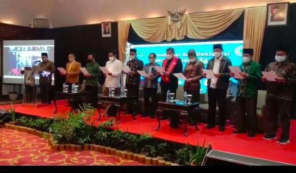 Para Tokoh Agama Berkumpul di Jakarta, Hasilkan 5 Butir Deklarasi untuk Indonesia yang Damai