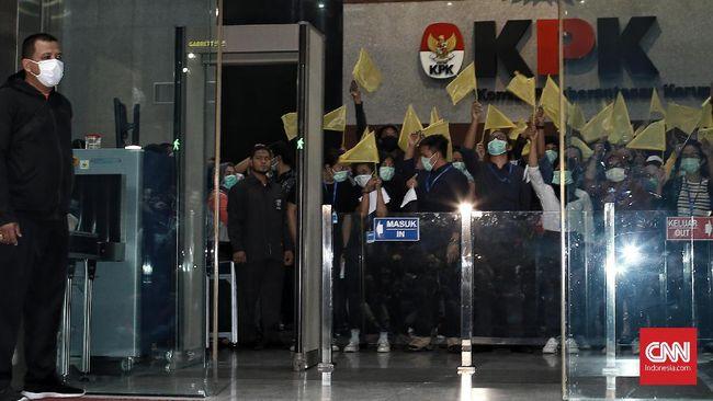 57 Pegawai KPK Dikabarkan Bakal Diberhentikan 1 Oktober 2021